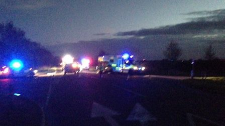 Isle of Ely Way accident
