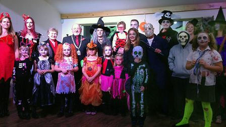 Family Halloween Party at Gorefield Community Hall