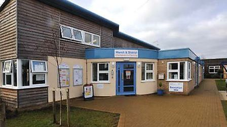 March Children's Centre Receives Glowing Ofsted Report
