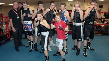 March's young fighters compete at The Braza Club