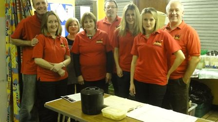 Burwell Carnival Committee