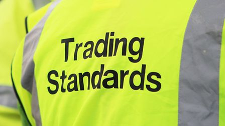 Trading Standards. Picture: DANNY LOO