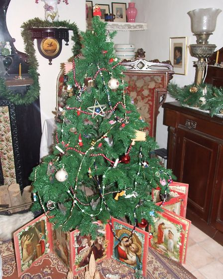 Santa will visit the Victorian parlour at Ely Museum