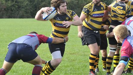 Ely Tigers' Dan Coulson