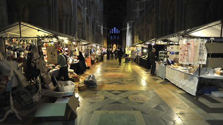 Ely Cathedral Food & Gift Fair,
