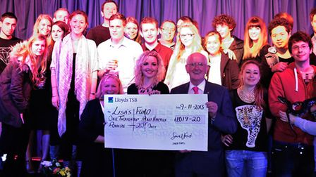 The Step Forward show was held in Soham