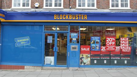 Blockbuster will close its Stevenage and Letchworth GC stores