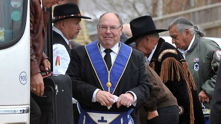 Masonic Event at Wisbech St Mary, Picture: Steve Williams.