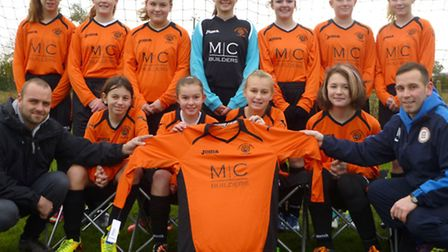 Chatteris Town Girls Youth under 14s