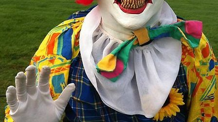The Northampton Clown has started a trend now seen in Wisbech