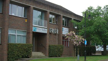 The Ely office.