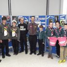 Ely and District Scouts raised £2,700 from a bag packing event.