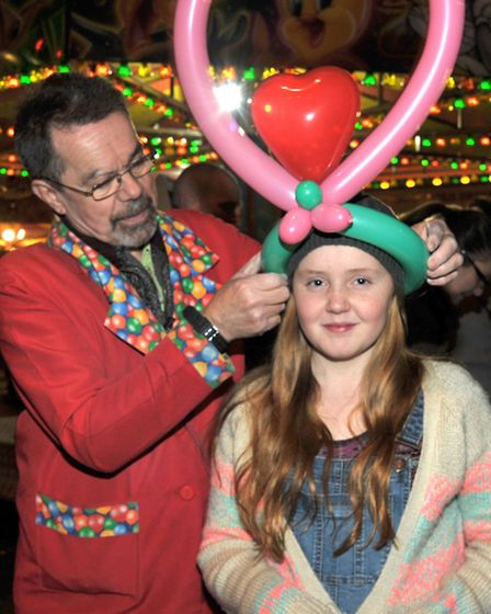 Whittlesey Christmas Extravaganza. Picture: Steve Williams.