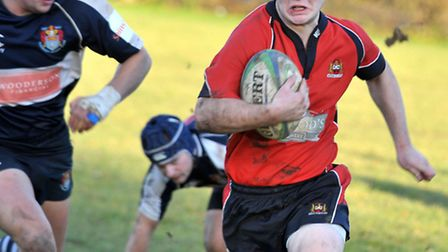Wisbech vs Sudbury Rugby. Picture: Steve Williams.