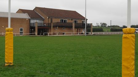The Ely Outdoor Sports Association club house