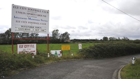 The site where the district council hopes to build a new leisure centre