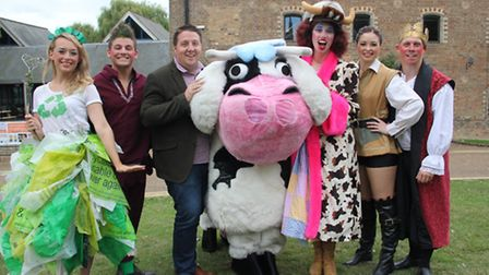 Jack and the Beanstalk will be performed at Ely Maltings