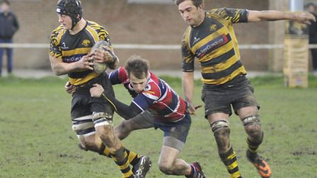 Ely Tigers Rugby V Yarmouth