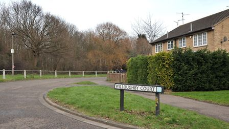 Willoughby Court, Welland estate, Peterborough.