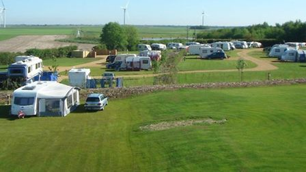 Fields End Water campsite