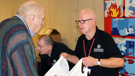 Golden Age Event at the Oasis centre, Wisbech.