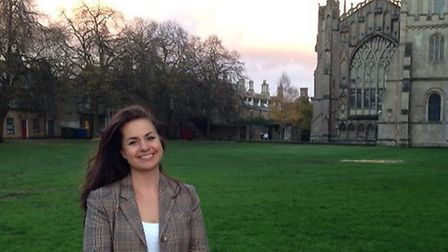St Albans Heidi Allen who had hoped to become South East Cambridgeshire's next MP