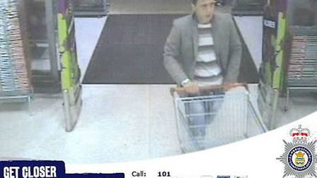 Police in Ely would like to speak to these people in connection with incidents of shoplifting