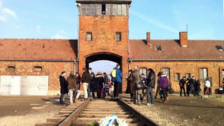 Fenland students joined a visit to Auschwitz-Birkenau, run by the Holocaust Educational Trust.