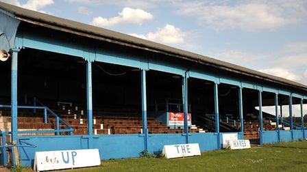 March Town Grandstand.