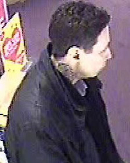 CCTV released after high value jewellery theft.