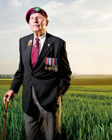 IWM Duxford commemorates the 70th anniversary of the D-Day Landings. William Bray. 7th Battalion, Th