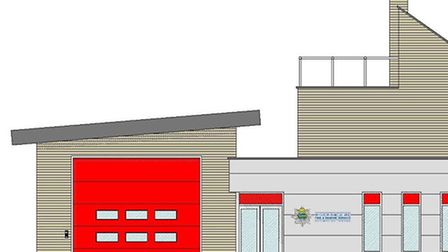 How the new station at Burwell could look