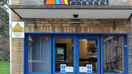 George Campbell now New Vision Fitness. Picture: Steve Williams.