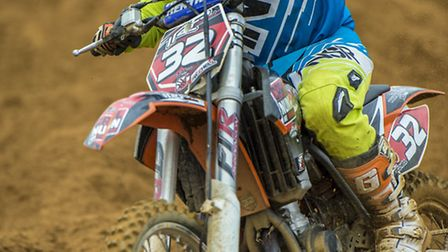 Action from Mepal Motocross. Picture: PAUL SANWELL - OP Photographic