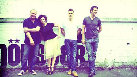 Deacon Blue perform at Thetford Forest in July.