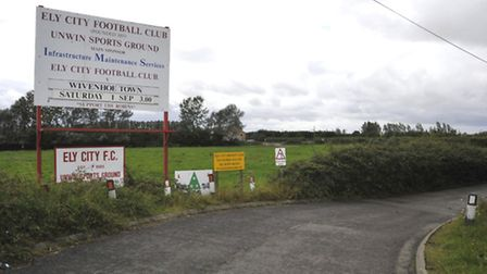 The site of the possible cinema, in Downham Road, Ely.