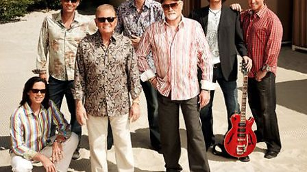 Beach Boys coming to Newmarket Nights