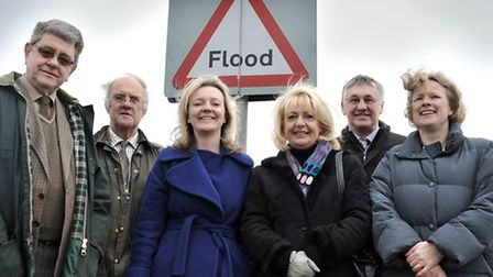 Norfolk MP and and Eastern region MEP in joint talks to try and resolve flooding delays through Weln
