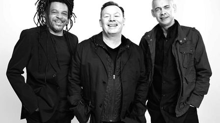 Astro, Ali Campbell and Mickey Virtue will play at Burghley House.