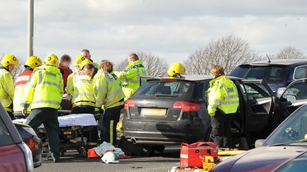 RTC. A141 Wisbech Road March. Picture: Steve Williams.