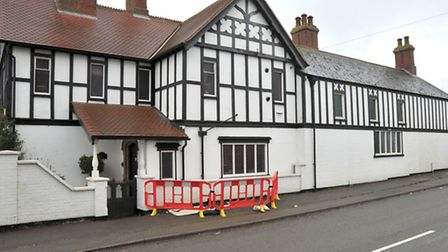 Diane Oswald hopes to create a nursery at this house in Benwick Road, Doddington.