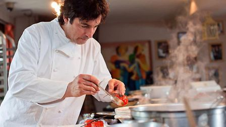 Jean-Christophe Novelli will be at the Elton Hall Food & Drink Festival.