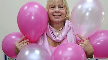 Member of staff Tina Fell, the school secretary at Stretham Primary School to retire after 28 years.