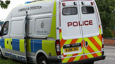 Police launched a special month of operations to clamp down on mobile phone offences,