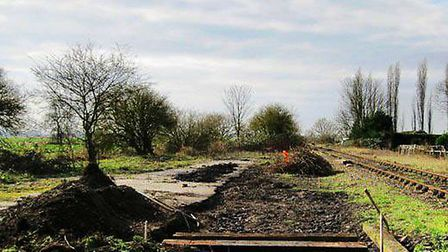 First Tracks towards Bramley Line Re-opening