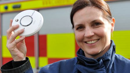 People are being urged to check their smoke alarms.