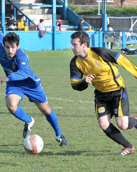 March football v Ipswich. Picture: Steve Williams.