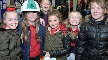 Careers convention at Neale Wade Academy, Picture: Steve Williams.