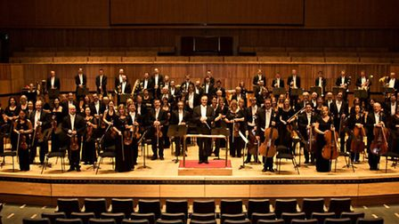 The Royal Philharmonic Orchestra. Picture: ROBERT TAYLOR