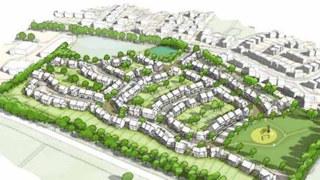 How the proposed Witchford development could look